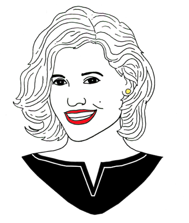 Geena Davis, Academy Award-winning actor, founder and chair of the Geena Davis Institute on Gender in Media